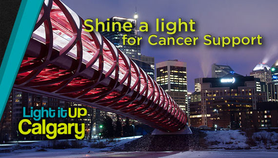 Shine a light For Cancer Support